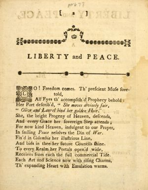 imagery in wheatleys poems Transported as a slave from west africa to america when just a child, phillis wheatley published in 1773 at the age of twenty her poems on various subjects, religious and moral vincent carretta takes a look at the remarkable life of the first ever african-american woman to be published.