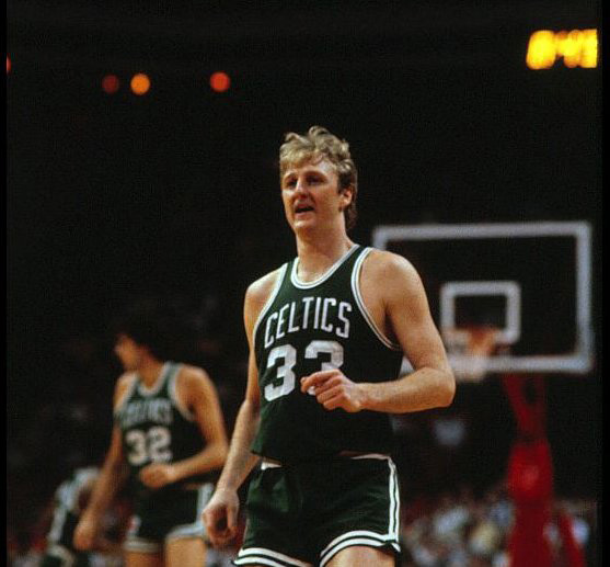 Boston Celtics Retire Larry Bird s Number c0a856d8f