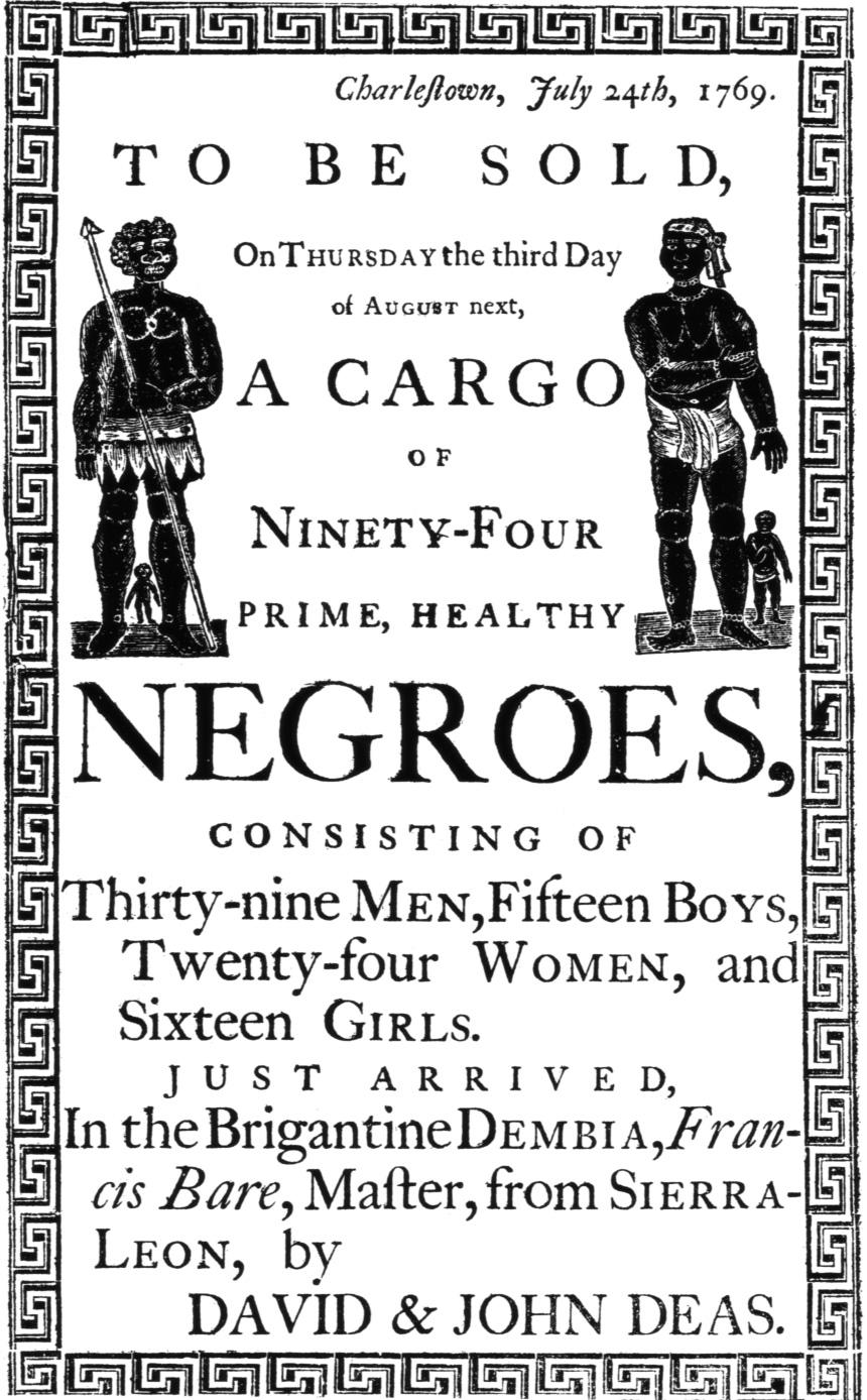 First Slaves Arrive in Massachusetts