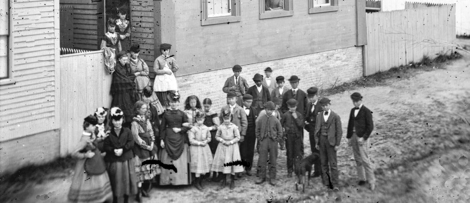 On this day in 1845, the Massachusetts legislature guaranteed that every  child in the state would have access to a public school. One source of  pressure on ...