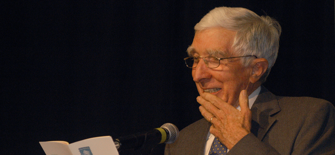 Tea For Two: An Interview with John Updike