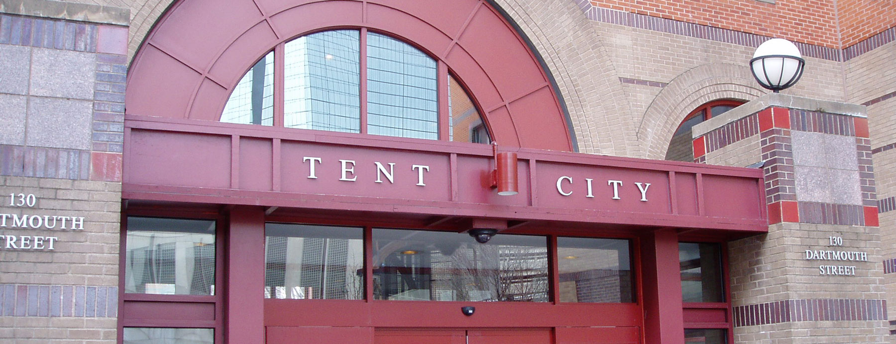 Activists Erect Tent City in Boston