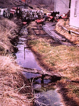 Complaint Filed on Toxic Pollution in Woburn