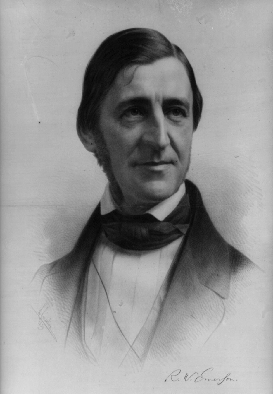 a biography of ralph waldo emerson Ralph waldo emerson: biography back next  before there was oprah, before there was the secret, before every self-help guru on the internet or tv was telling us to tap into our inner truth, there was ralph waldo emerson.