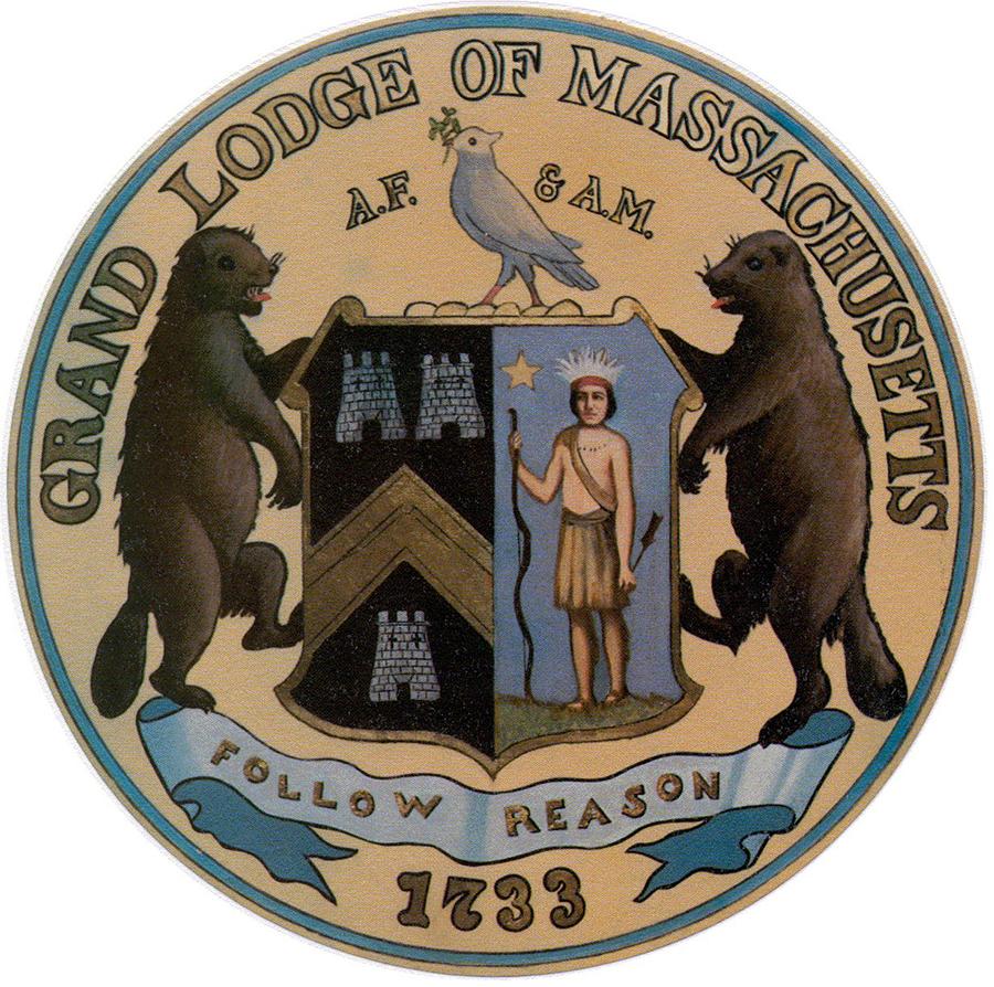 Boston Masons Organize First Grand Lodge in America