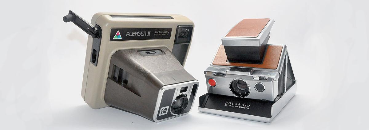 Polaroid Wins Patent Suit Against Kodak