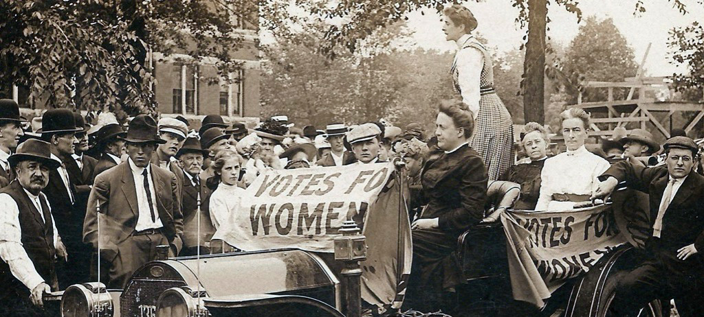 First National Woman's Rights Convention Ends in Worcester