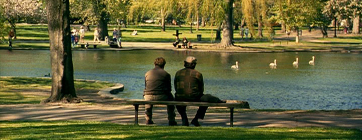 Good Will Hunting Released