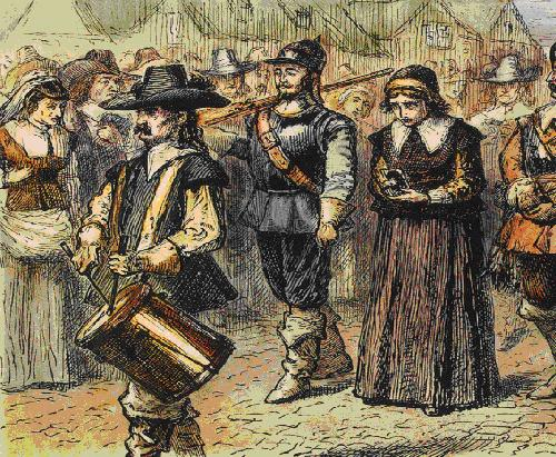 puritans and quakers essay The quakers vs the puritans essays the quakers were considered to be more liberal of all the new religious practices found in america the quakers didn't have any education on their.